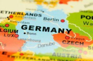 niemcy-mapa
